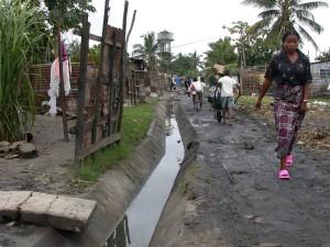 Cholera vaccine demand site Beira Mozambique Figure 2