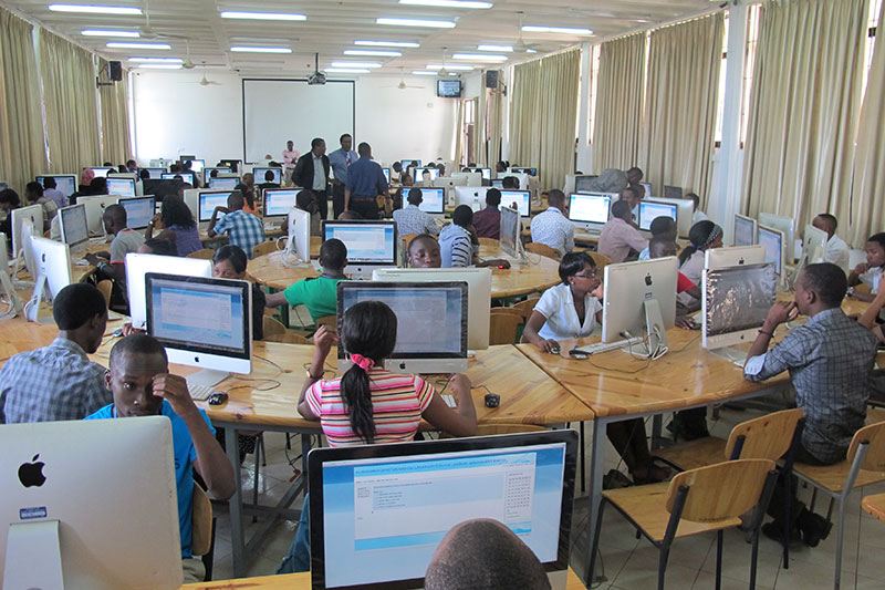 Innovative Ict Classroom ~ Lcms plus kcmc medical education partnership initiative