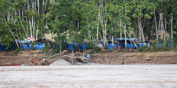 Mercury Pollution & the Madre de Dios watershed